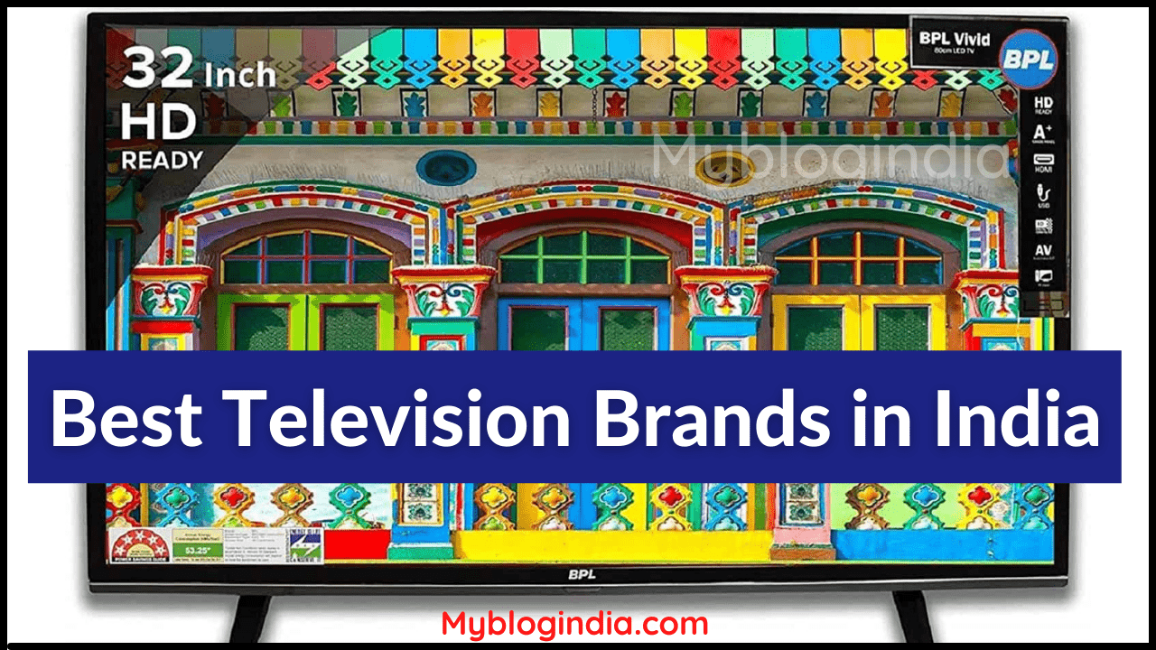 Best Television Brands in India