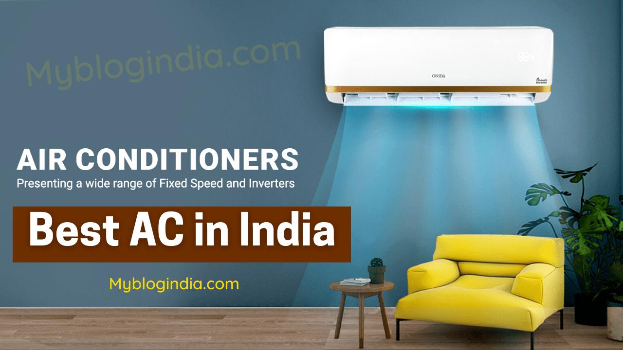 Best AC in India